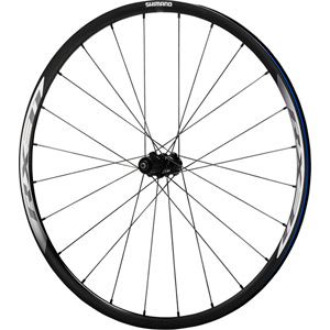 WH-RX31 disc road wheel, clincher 24 mm, 11-speed, black, rear