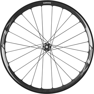 WH-RX830 disc road wheel, Tubeless ready clincher 35 mm, front