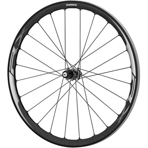 WH-RX830 disc road wheel, Tubeless ready clincher 35 mm, 11-speed, rear