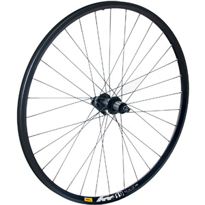 Shimano Deore 12 X 142mm with Mavic XM319 black CL-disc 32 hole 29 inch