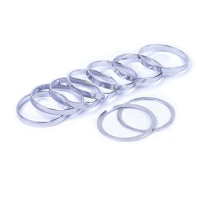 Single speed conversion kit - for Shimano Freehub bodies - spacers only