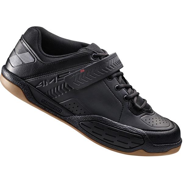 AM5 SPD shoes, black, size 46