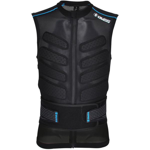 Vertical LD Vest  Back Protector - Small