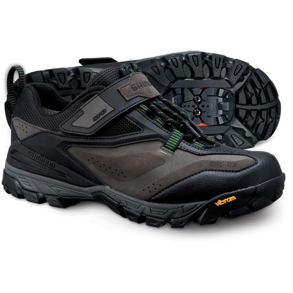 MT71 SPD shoes, brown, size 40