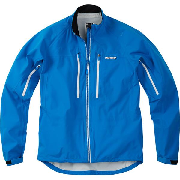Zenith men's waterproof jacket, royal blue medium