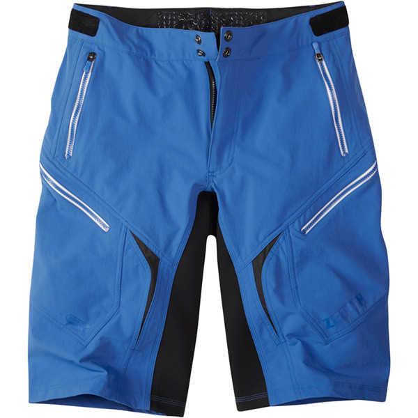 Zenith men's shorts, royal blue medium
