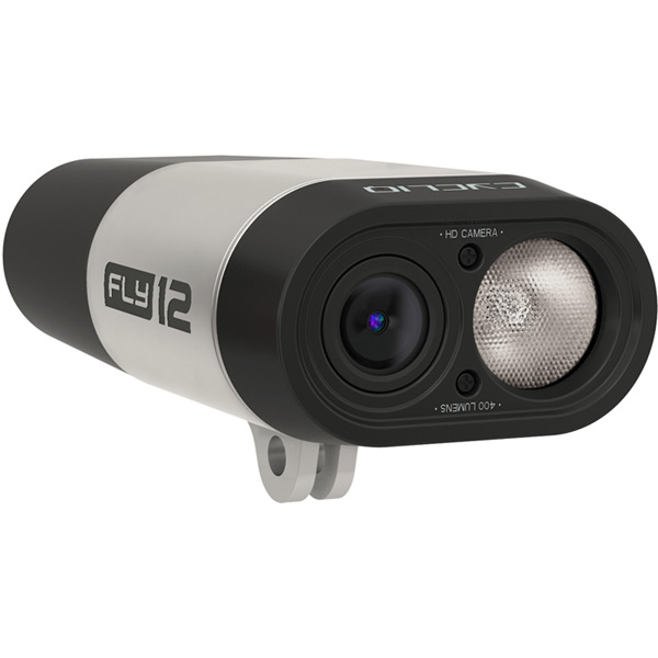 Cycliq FLY 12, Full HD Front Facing Bike Camera with 400 Lumen Light