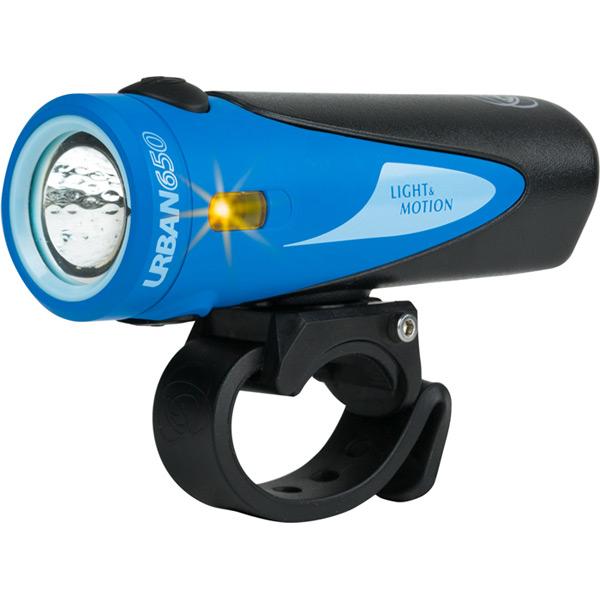Urban 650 light system - kingfisher