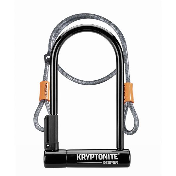 Keeper 12 Standard W/Flex Sold Secure Silver