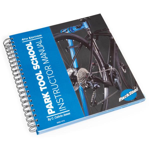 Park Tool: BBB-4TG - Teachers guide for Big Blue Book of Bicycle repair