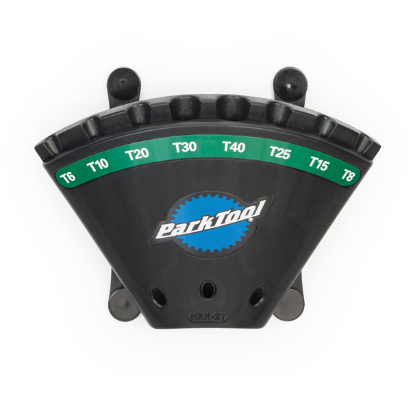 Park Tool: HXH-2T Wall Mount Torx® Compatible Driver Holder