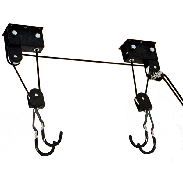 Up-and-Away Deluxe Hoist system with accessory straps (100 lb capacity)