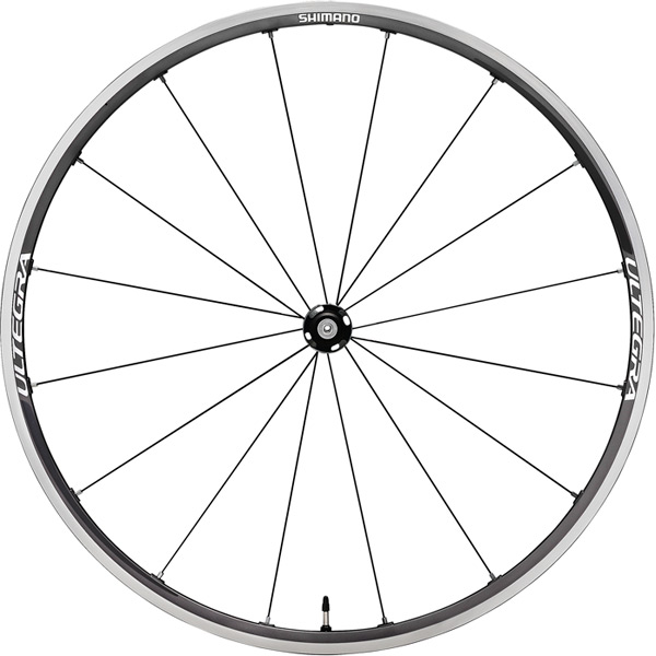 WH-6800 Ultegra wheel, Tubeless ready clincher 24 mm, 11-speed, grey, pair