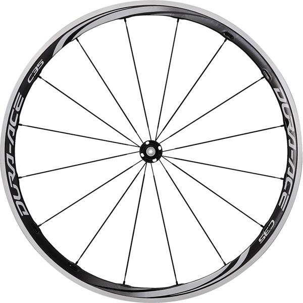 WH-9000-C35-CL Dura-Ace wheel, carbon laminate clincher 35 mm, pair