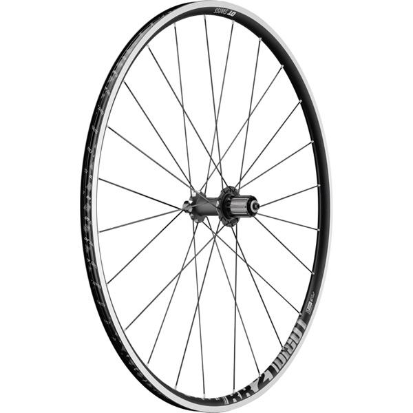 RR 21 DICUT wheel, aluminium clincher 21 mm, rear