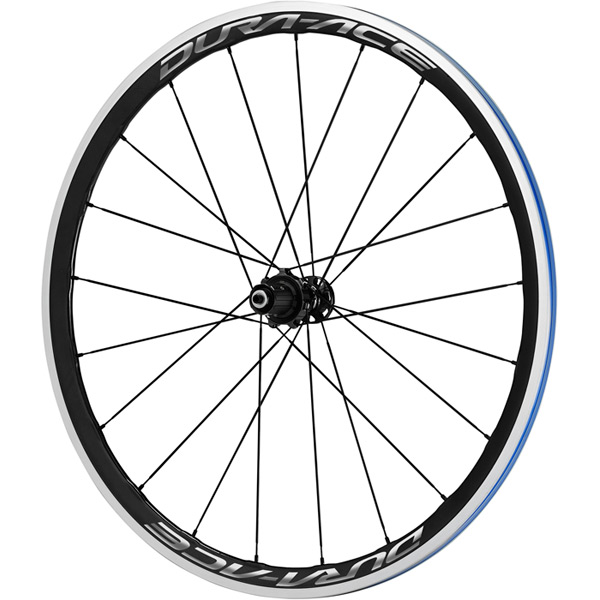 WH-R9100-C40-CL Dura-Ace wheel, Carbon clincher 35 mm, rear Q/R