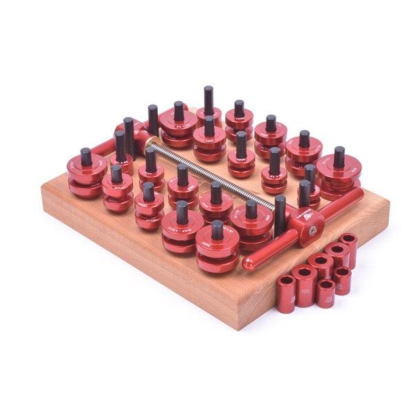Large bearing press