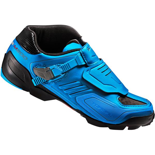 M200 SPD shoes, blue, size 42