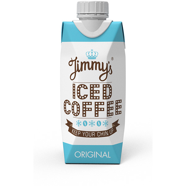 Jimmy's Iced Coffee Original - pack of 12 x 330ml